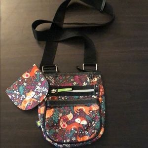 Lily Bloom Crossbody Bag and Wallet